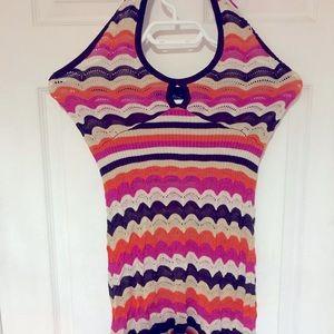 Beautiful knit alter top